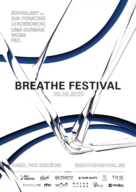 Breathe Festival 2020 Poster