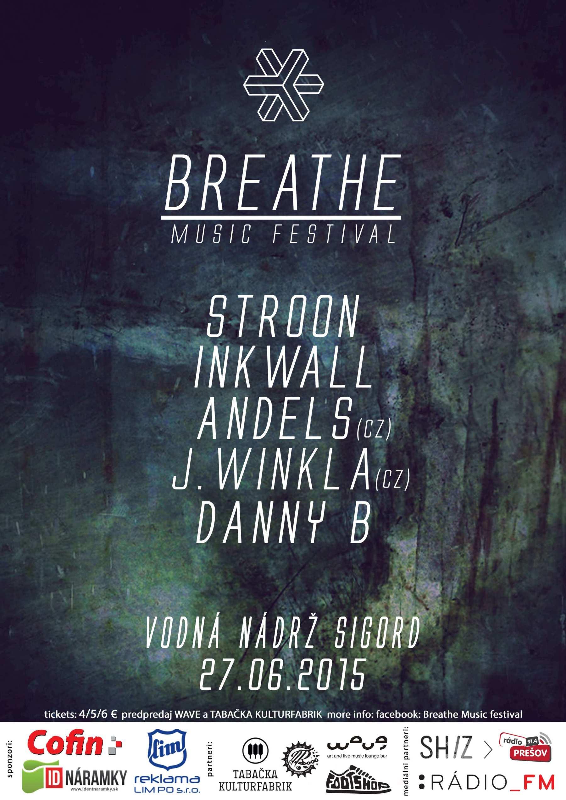 Breathe festival 2015