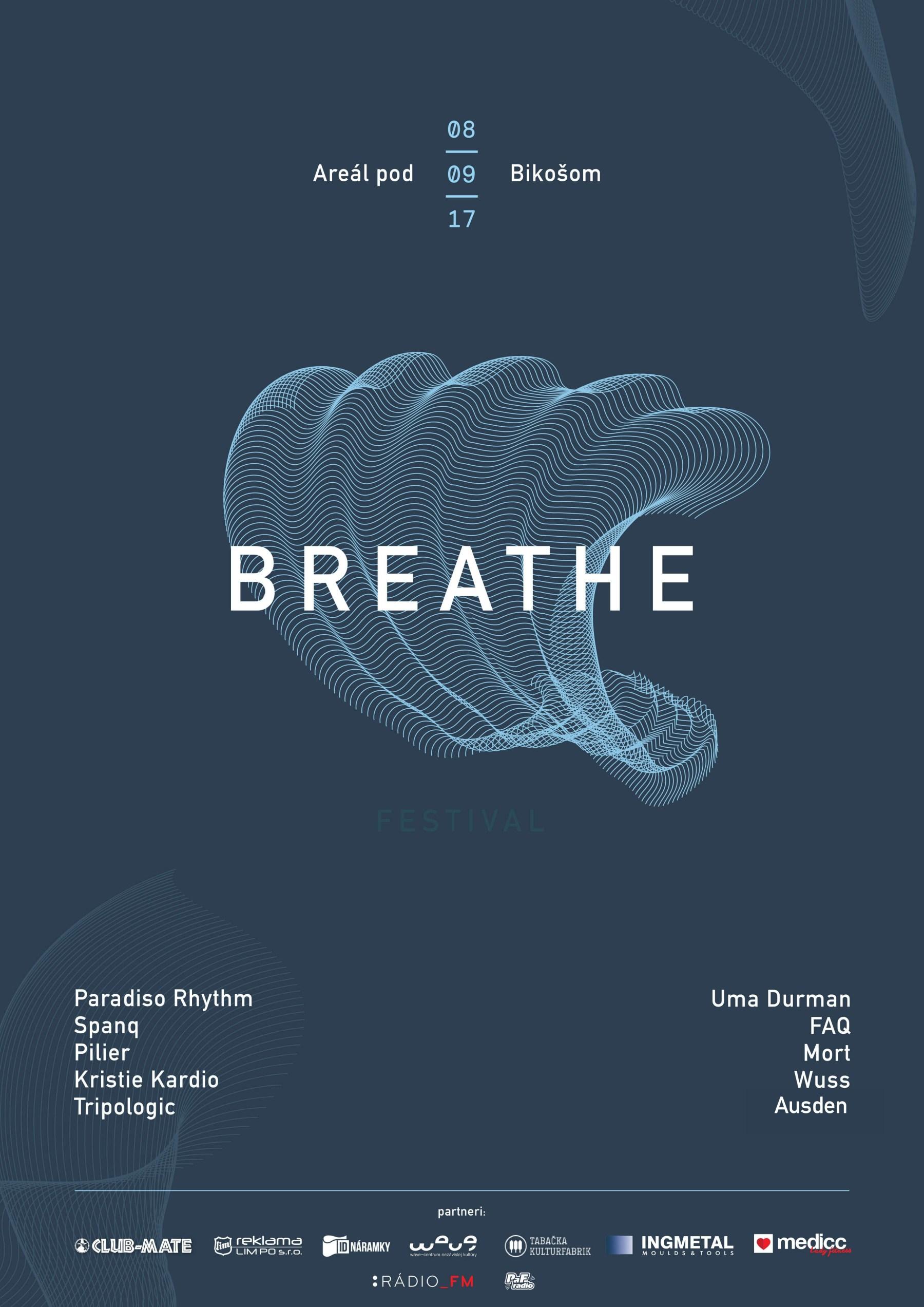 Breathe festival 2017