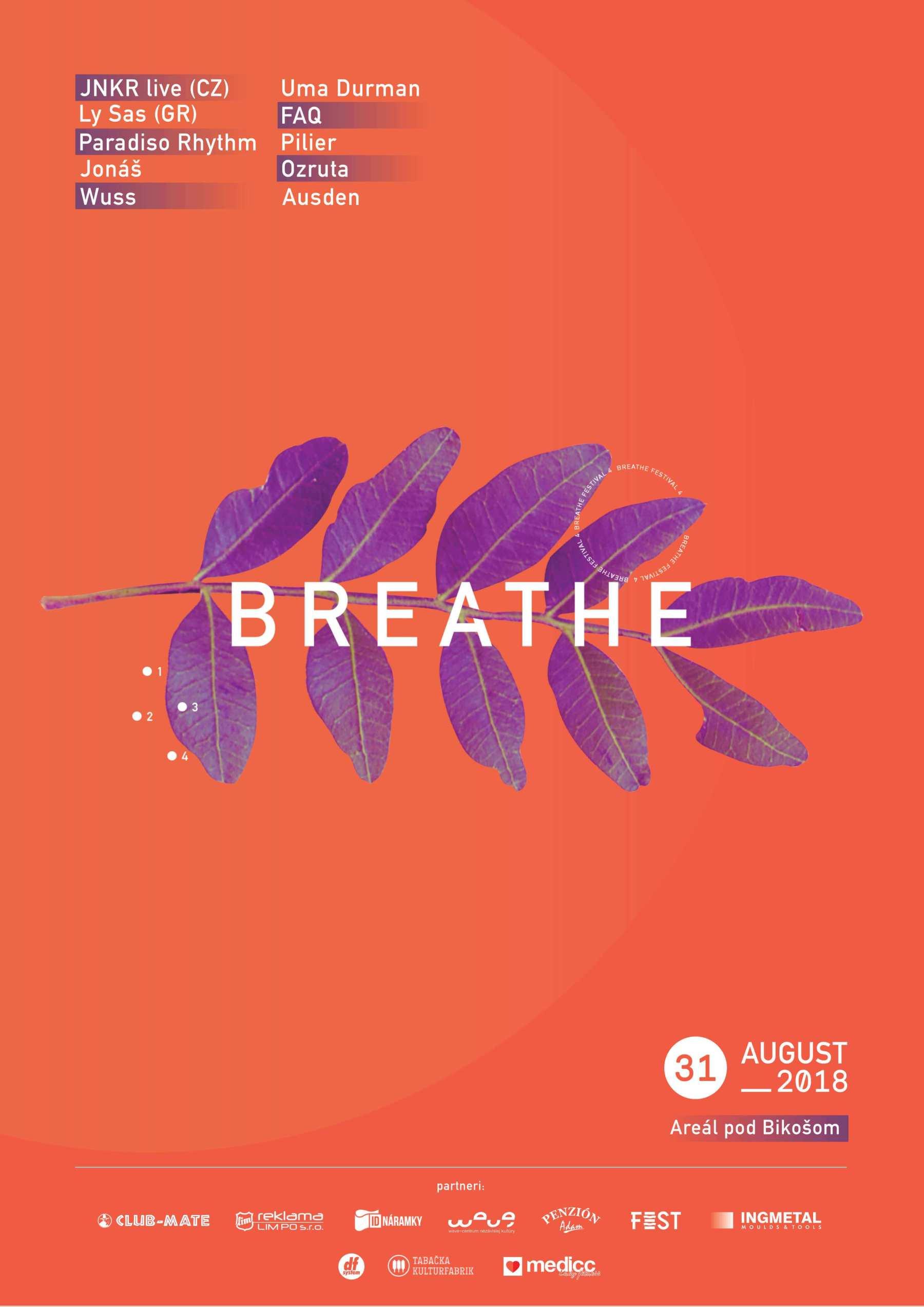 Breathe festival 2018